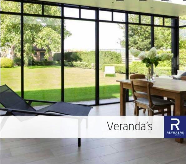 veranda Geral Reynaers